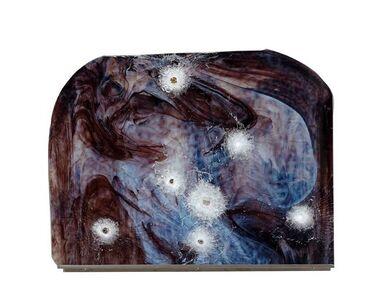 Ulf Rollof, 'RGB Art Noveau Blue Ghosts', 2016