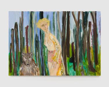 Ursula Reuter Christiansen, 'In the Forest', 2017