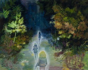 Mo Di 莫頔, 'Dance in the Dark 黑暗中漫舞 ', 2015
