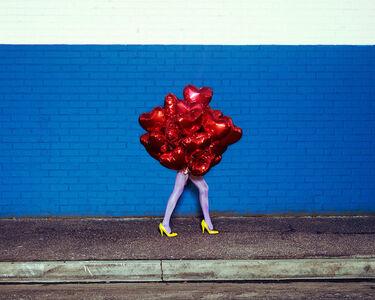 Ramona Rosales, 'Je Ne Suis Seul Sans Toi (Hearts)', 2013