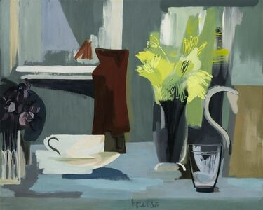 Francisco Bores, 'Still Life with Cup', 1956