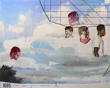 Jack Balas, 'LEDGER (DAY ONE)', 2019