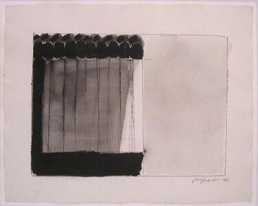 José Guerrero (b. 1914), 'S/T', 1970