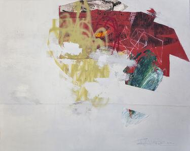 Tim Hussey, 'Badeschiff 1', 2016