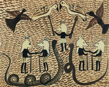 Norbert Ilunga, 'Untitled', ca. 1950