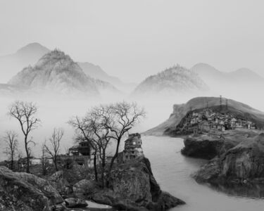 Yang Yongliang 杨泳梁, '太古蜃市 - 隔岸 Time Immemorial - Other Shore', 2016