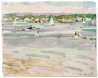Margery Gosnell-Qua, 'Sailing Lesson, Calm', 21st Century