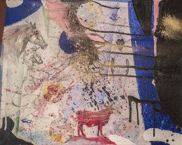 Angelbert Metoyer, 'Untitled C', 2012
