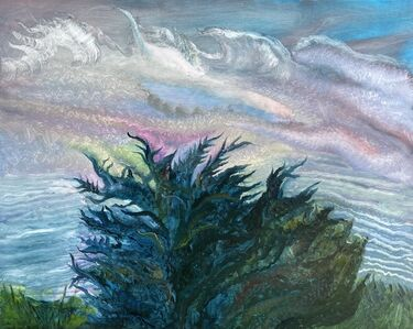 Julia von Metzsch Ramos, 'Solstice Fog', 2020