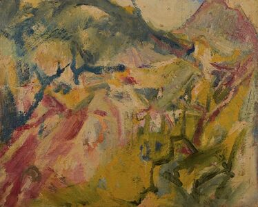 Miles Richmond, 'Grazalema', 1955