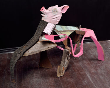 Olivier Martineau, 'The Pig of Love', 2012