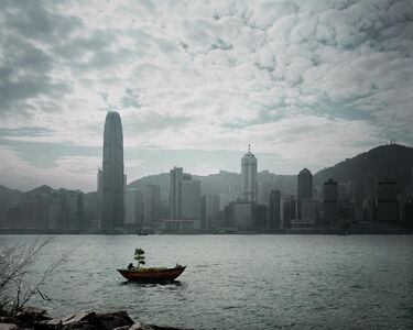 anothermountainman (Stanley Wong), 'heaven on earth / victoria harbour', 2007-2008