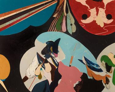 Kenichi Hoshine, 'Wurlitzer', 2019