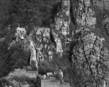 Lui Shuahgfa, 'Jiankou, Great Wall of China', 2000's
