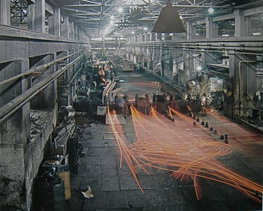 Qin Wen, 'China's State-owned Industry Series', 2007