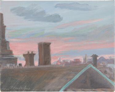 Jane Freilicher, 'Sunset', 1969-1988