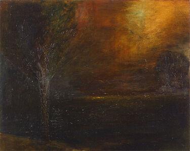 Jake Berthot, 'Approaching Night (for Ryder)', 2001