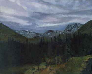 Emma Tapley, 'ICELANDIC FOREST', 2018
