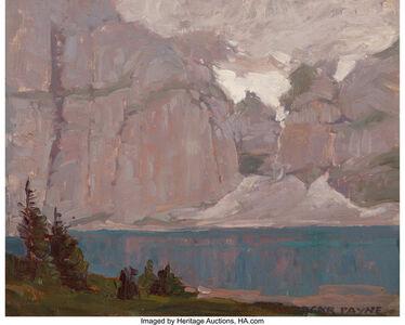 Edgar Alwin Payne, 'Clouds Over Sierra Lake'