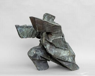 Ju Ming 朱銘, 'Taichi Thrust', ca. 1985