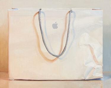Ray Kleinlein, 'White Bag', 2017