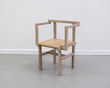 Fredrik Paulsen, 'Stoned Chair 2', 2015