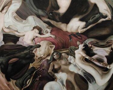 Masha Gusova, 'The Return to Chaos (after Delacroix)', 2018