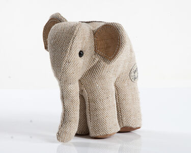 """Renate Müller, 'Miniature """"Therapeutic Toy"""" Elephant', 1969/2012"""