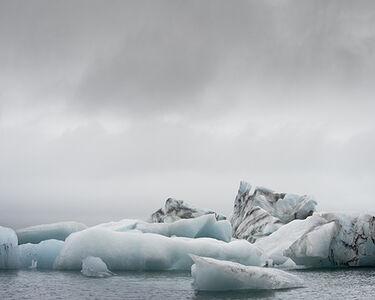Andrea Hamilton, 'Luminous Icescape No.19 '