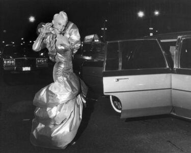 Bill Cunningham, 'Waldorf Hotel, Paris Ball', 1980