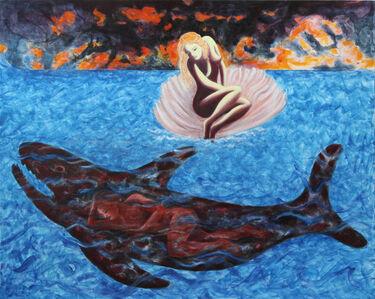 Michael Price, 'Evolution of a Myth No. 6, Venus Serenades Jonah's Dream', 2016