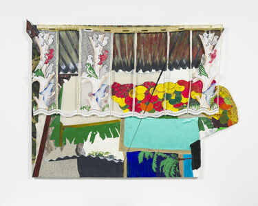 Katharien de Villiers, 'An Ode to Fruits Baskets and Palm Fronds', 2020