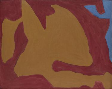 Tony Smith, 'Untitled', 1957