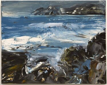 Donald Teskey, 'Cape VII, study', 2019