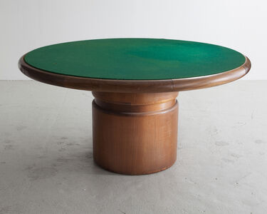 Sergio Rodrigues, 'Round Game Table ', 1988