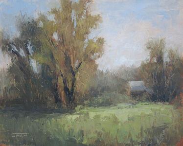 Jane Hunt, 'Near Walden Pond', 2019