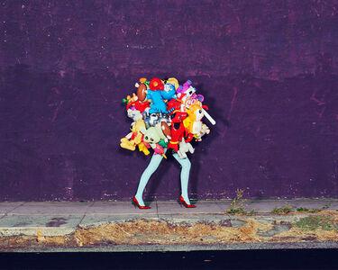 Ramona Rosales, 'Je Ne Suis Pas Seul Sans Toi (Toys)', 2013