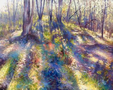 Paul Battams, 'Full Bloom, Morning Light', 2018