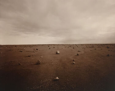 Linda Connor, 'Stones, Kau Desert, Hawaii', 1991
