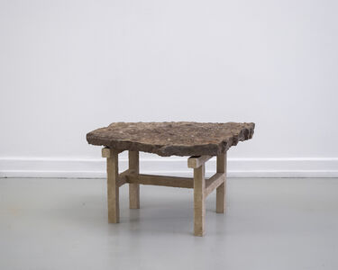 Fredrik Paulsen, 'Stoned Table', 2015