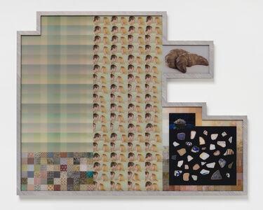 Shiyuan Liu / 刘诗园, 'Almost Like Rebar No.3', 2017