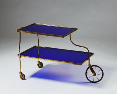 Josef Frank, 'Tea trolley', 1940-1949