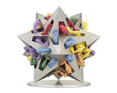 """Andreas Von Zadora-Gerlof, 'Escher-Inspired Sculpture """"Gravity""""', 2014-2015"""