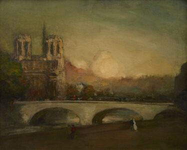 Robert Henri, 'The City Island', 1902