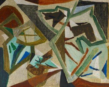 Georg Meistermann, 'Untitled', Ca. 1946
