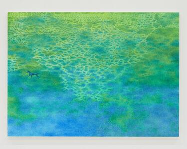 Yoshino Masui, 'Run Away Horse', 2017