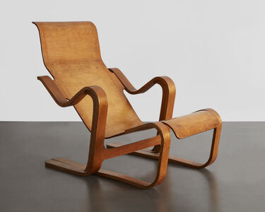 Marcel Breuer, 'Short Chair', Designed by Marcel Breuer, England, 1937. Produced 1937, 1939.
