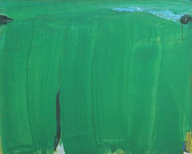 Olivier Debré, 'Tout Vert', 1966
