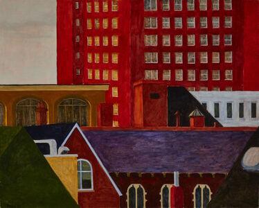 Chris Temple, 'Composition #3', 1982