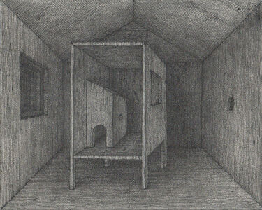 Hong Buhm, 'unnamed room #1', 2014